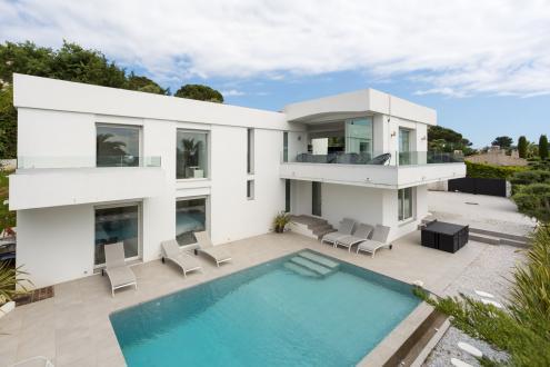 Luxury Villa for sale LE CANNET, 263 m², 5 Bedrooms, €2120000
