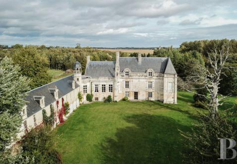Luxus-Schloss / Herrenhaus zu verkaufen CAEN, 1000 m², 5 Schlafzimmer, 1700000€