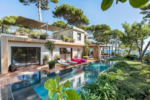 Villa de luxe à vendre CAP D'ANTIBES, 308 m², 4 Chambres