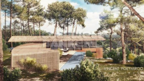 Terrain de luxe à vendre PYLA SUR MER, 1880 m², 1390000€