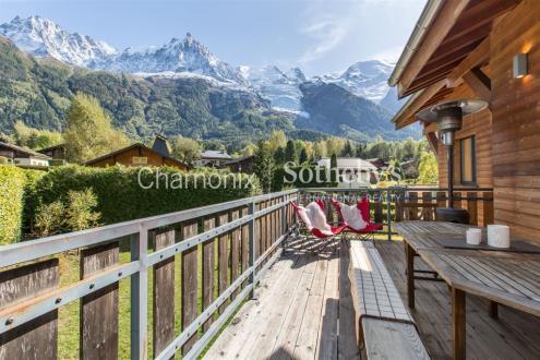 Casale di lusso in vendita CHAMONIX MONT BLANC, 160 m², 5 Camere, 1600000€