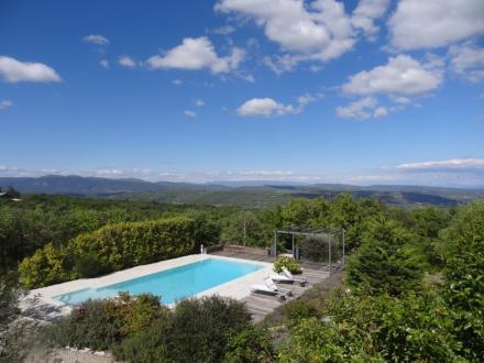Villa de luxe à vendre AURIBEAU, 261 m², 7 Chambres, 795000€