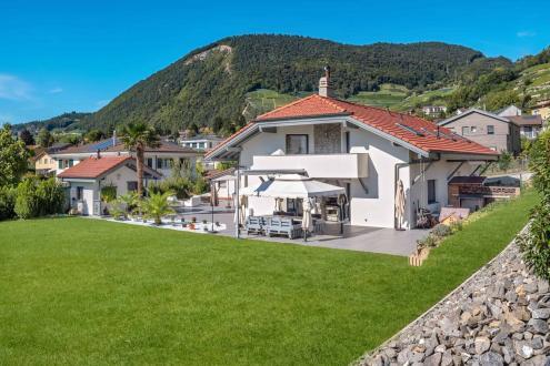 Luxe Villa te koop Ollon, 284 m², 1960000CHF