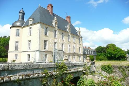 Château / Manoir de luxe à vendre FONTAINEBLEAU, 1000 m², 11 Chambres, 2800000€