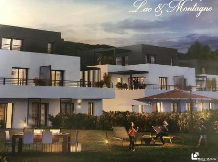 Luxus-Wohnung zu verkaufen SEVRIER, 122 m², 4 Schlafzimmer, 664000€