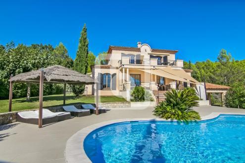 Villa de luxe à vendre SEILLANS, 220 m², 4 Chambres, 795000€
