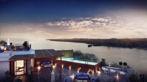 Luxus-Wohnung zu verkaufen Mauritius, 228 m², 3 Schlafzimmer, 2102564€