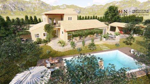 Maison de luxe à vendre MAUSSANE LES ALPILLES, 200 m², 3 Chambres, 1029000€