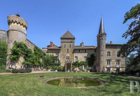 Luxus-Schloss / Herrenhaus zu verkaufen MACON, 875 m², 12 Schlafzimmer, 1650000€