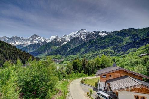 Luxus-Grundstück zu verkaufen LES HOUCHES, 1547 m², 680000€