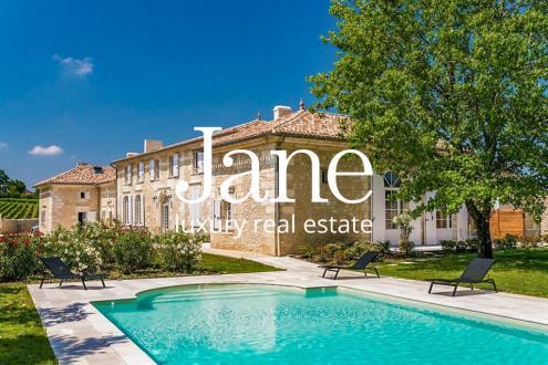 Casa di lusso in vendita BORDEAUX, 500 m², 7 Camere, 1750000€