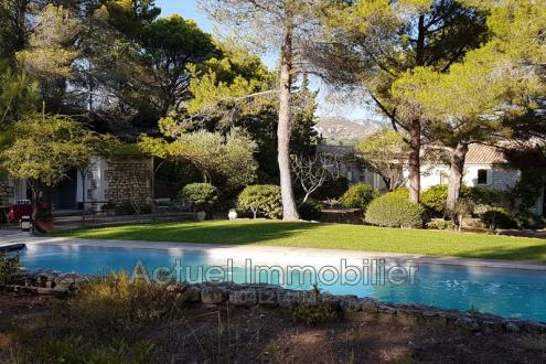 Luxus-Haus zu vermieten LES BAUX DE PROVENCE, 450 m², 8 Schlafzimmer,
