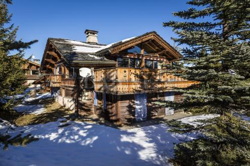 Luxury Chalet for rent COURCHEVEL, 360 m², 5 Bedrooms,