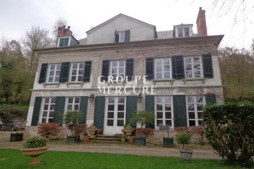 Luxe Kasteel/landhuis te koop PONT AUDEMER, 240 m², 6 Slaapkamers, 660000€