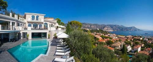 Luxus-Haus zu vermieten SAINT JEAN CAP FERRAT, 1200 m², 7 Schlafzimmer,