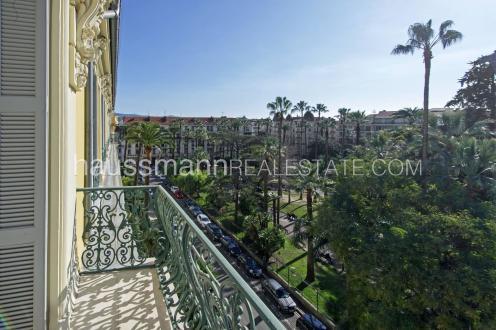Квартира класса люкс на продажу  Ницца, 207 м², 4 Спальни, 1800000€
