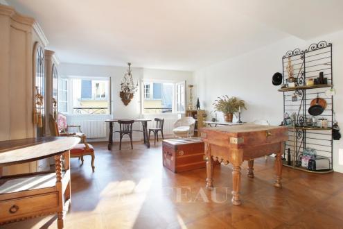 Квартира класса люкс на продажу  Париж 6ой, 47 м², 1 Спальни, 900000€