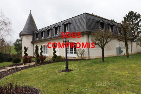 Luxe Villa te koop Luxemburg, 860 m²