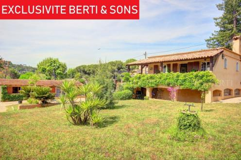 Luxury House for sale MOUGINS, 200 m², 4 Bedrooms, €898000