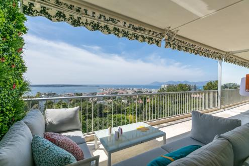 Luxury Apartment for sale CANNES, 104 m², 3 Bedrooms, €1750000