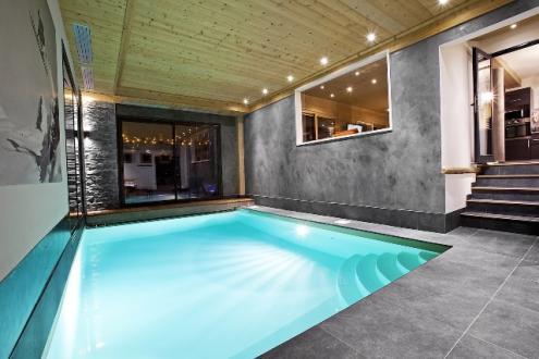 Chalet de luxe à louer COURCHEVEL, 270 m², 5 Chambres,