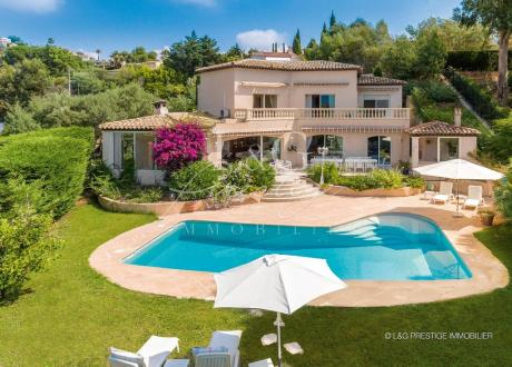 Luxus-Villa zu verkaufen MANDELIEU LA NAPOULE, 275 m², 4 Schlafzimmer, 1490000€