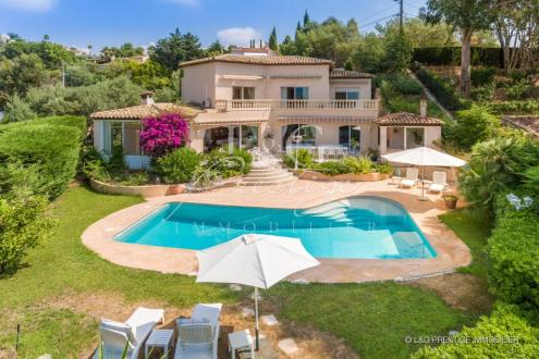 Villa de luxe à vendre MANDELIEU LA NAPOULE, 275 m², 1490000€