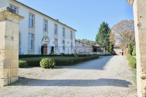 Château / Manoir de luxe à vendre SAINT PEY DE CASTETS, 1500 m², 19 Chambres, 3780000€