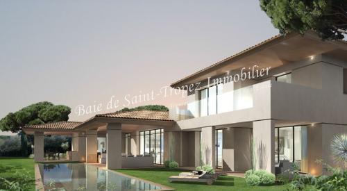 Villa de luxe à vendre SAINT TROPEZ, 334 m², 4 Chambres, 4740000€
