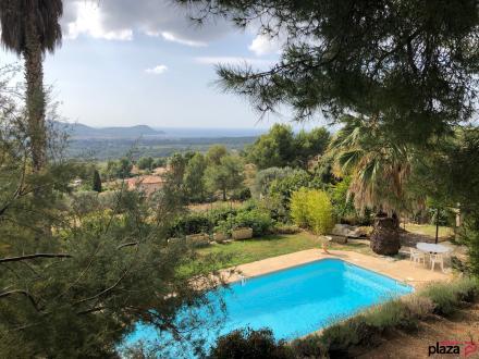 Villa de luxe à vendre LA CADIERE D'AZUR, 210 m², 5 Chambres, 995000€