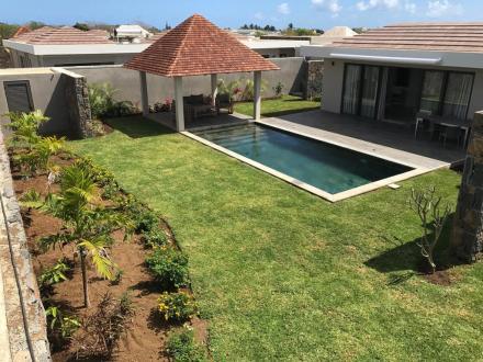 Villa de luxe à vendre Ile Maurice, 214 m², 3 Chambres, 769231€