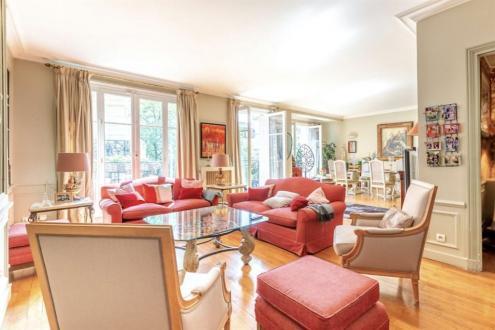 Luxury Apartment for sale PARIS 17E, 166 m², 3 Bedrooms, €2190000