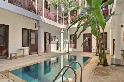 Maison de luxe à vendre MARRAKECH, 550 m², 9 Chambres, 870000€