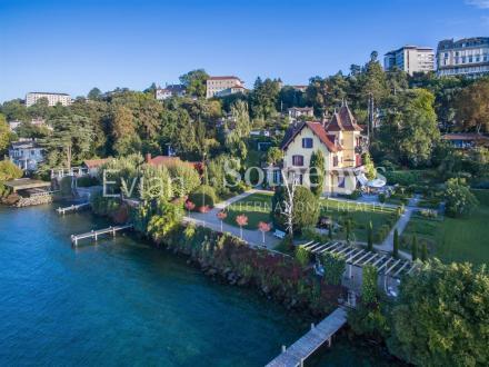 Luxus-Liegenschaft zu verkaufen THONON LES BAINS, 500 m², 8 Schlafzimmer, 3990000€