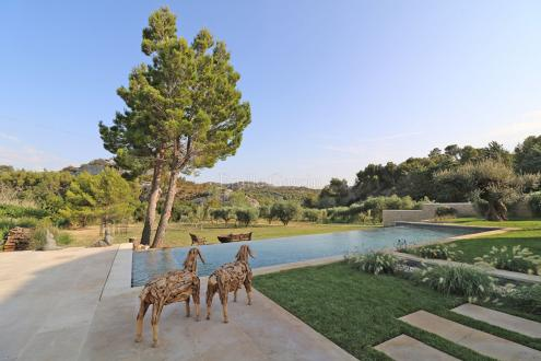 Luxus-Haus zu vermieten MAUSSANE LES ALPILLES, 350 m², 5 Schlafzimmer,