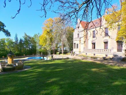 Усадьба / Поместье класса люкс на продажу  Бордо, 750 м², 6 Спальни, 2490000€