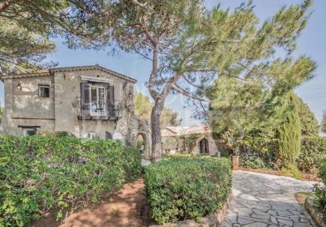 Luxus-Haus zu vermieten CAP D'ANTIBES, 300 m², 4 Schlafzimmer,