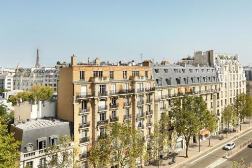 Квартира класса люкс на продажу  Париж 16ый, 107 м², 3 Спальни, 1350000€