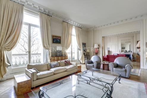 Luxus-Wohnung zu vermieten PARIS 16E, 386 m², 4 Schlafzimmer, 18000€/monat