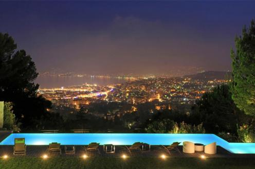 Luxury House for rent CANNES, 550 m², 7 Bedrooms,