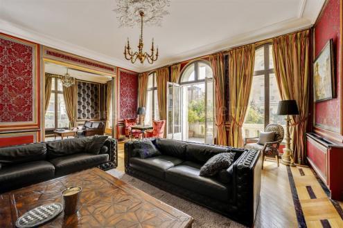 Дом класса люкс на продажу  Париж 16ый, 333 м², 5 Спальни