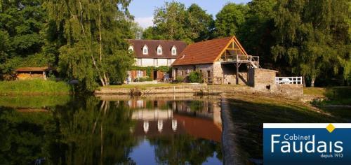 Propriété de luxe à vendre SAINT LO, 212 m², 5 Chambres, 577000€
