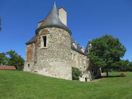 Château / Manoir de luxe à vendre VICHY, 468 m², 5 Chambres, 1260000€