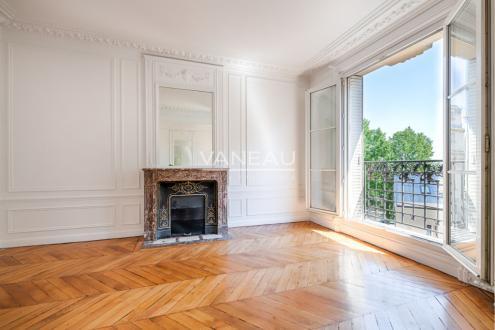 Luxus-Wohnung zu verkaufen PARIS 15E, 89 m², 2 Schlafzimmer, 1456000€