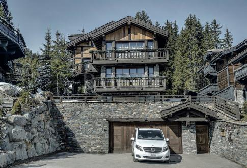 Luxury Chalet for rent COURCHEVEL, 600 m², 6 Bedrooms,