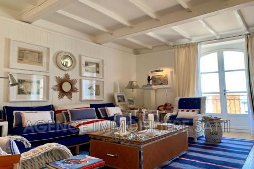 Maison de luxe à louer SAINT TROPEZ, 100 m², 2 Chambres,