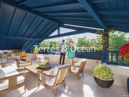 Appartement de luxe à vendre HOSSEGOR, 208 m², 4 Chambres, 1950000€