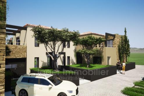 Maison de luxe à vendre GRIMAUD, 86 m², 3 Chambres, 590000€
