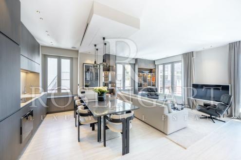 Квартира класса люкс на продажу  Монако, 3 Спальни, 6250000€