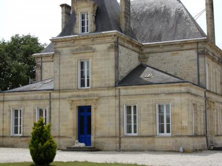 Luxus-Weingut / Reiterhof zu verkaufen BORDEAUX, 440 m²